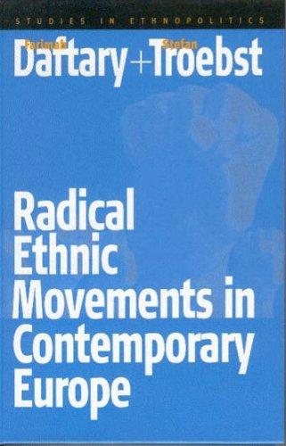9781571816221: Radical Ethnic Movements in Contemporary Europe (Studies in Ethnopolitics)