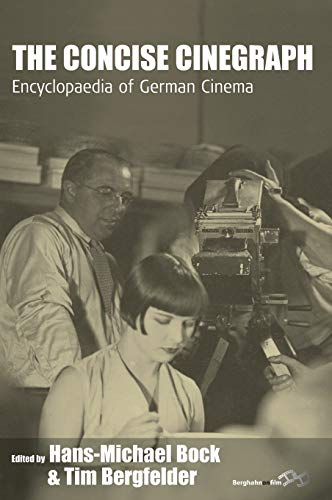 9781571816559: The Concise Cinegraph: Encyclopaedia of German Cinema (Film Europa)