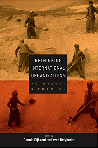 9781571816566: Rethinking International Organizations: Pathology and Promise