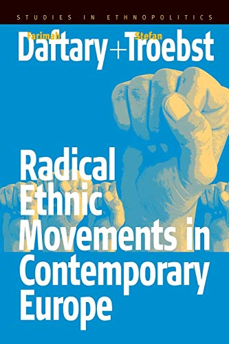 9781571816955: Radical Ethnic Movements in Contemporary Europe (Studies in Ethnopolitics)