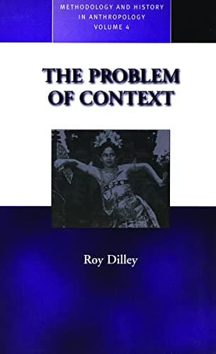 Problem of Context.: Roy M. Dilley