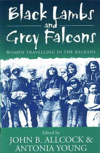 9781571818072: Black Lambs and Grey Falcons: Women Travelers in the Balkans