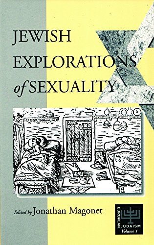 9781571818683: Jewish Explorations of Sexuality (European Judaism)