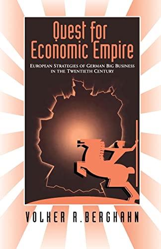 9781571819314: The Quest for Economic Empire