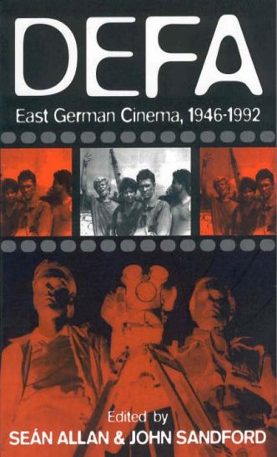 DEFA: East German Cinema 1946-1992: Berghahn Books