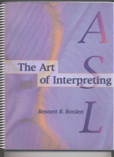 9781571823267: Art of Interpreting