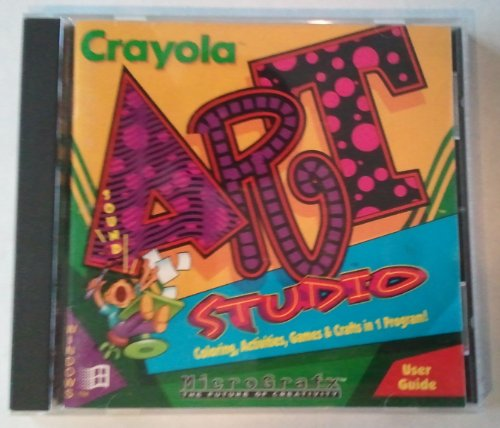 9781571870032: Crayola Art Studio