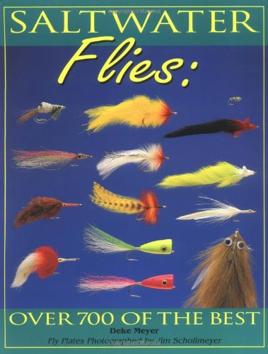 9781571880208: Saltwater Flies: Over 700 of the Best