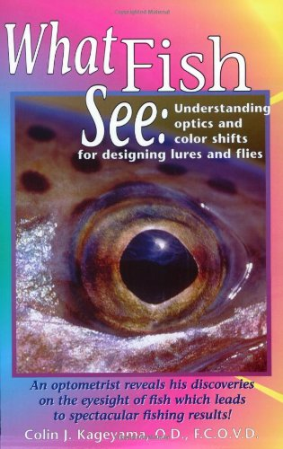 9781571881403: What Fish See: Understanding Optics and Color Shifts for Designing Lures and Flies