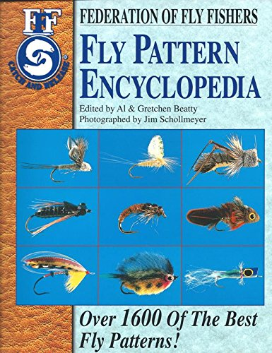 9781571882080: Fly Pattern Encyclopedia: Federation of Fly Fishers