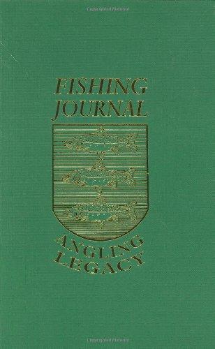 9781571882110: Fishing Journal Angling Legacy
