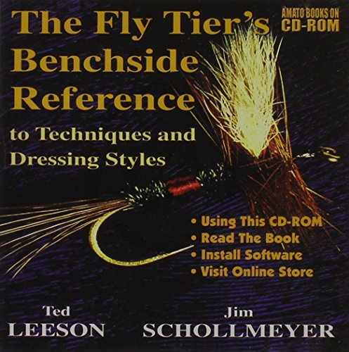 The Fly Tier's Benchside Reference to Techniques: Ted Leeson