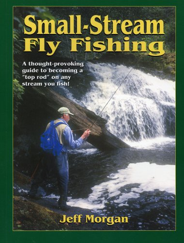 Small-Stream Fly-Fishing (1571883460) by Jeff Morgan (Wi