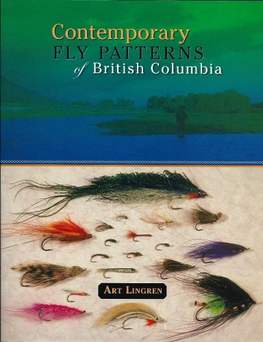 9781571883759: Contemporary Fly Patterns of British Columbia