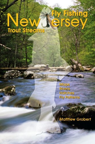 9781571884176: Fly Fishing New Jersey Trout Streams
