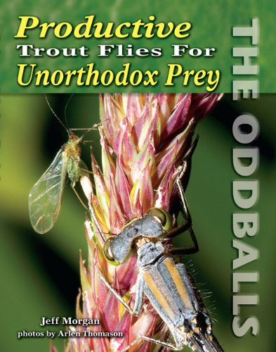 Productive Trout Flies for Unorthodox Prey: The Oddballs (1571884262) by Jeff Morgan