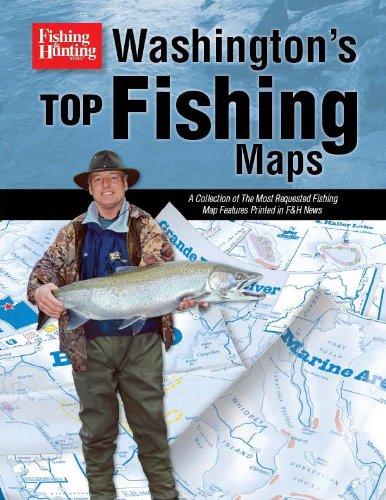 Washington's Top Fishing Maps: Cascade View Publishing
