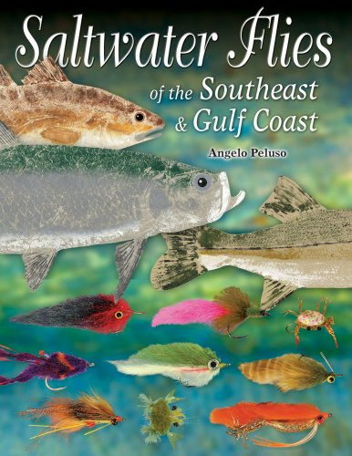 9781571884787: Saltwater Flies of the Southeast & Gulf Coasts