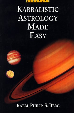 9781571890535: Kabbalistic Astrology Made Easy