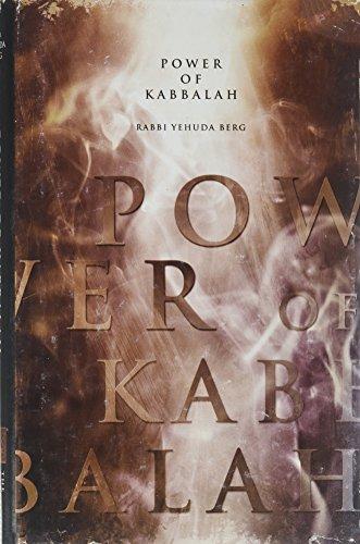 9781571891808: The Power of Kabbalah: Secrets of the Universe & Principles of Life
