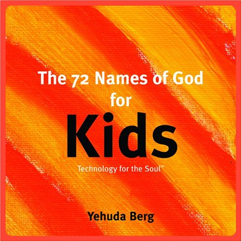 9781571893475: 72 Names of God for Kids