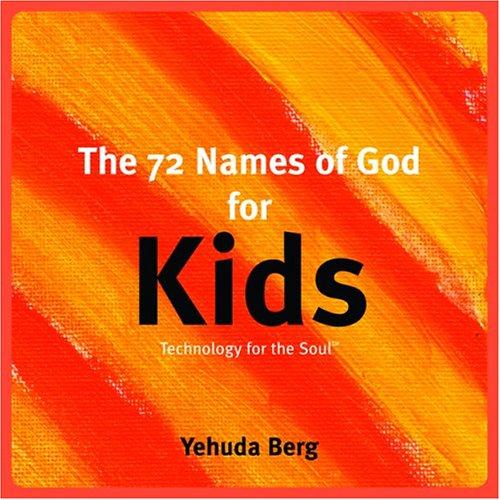 9781571893475: 72 Names of God for Kids