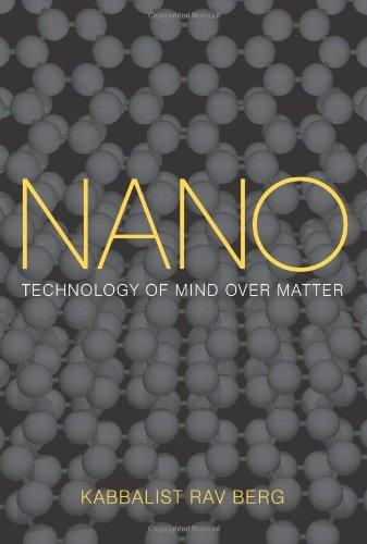 9781571895820: Nano: Technology of Mind over Matter