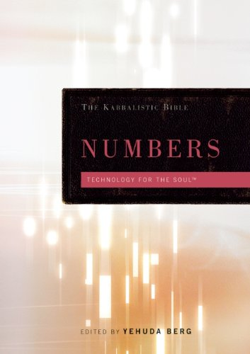 9781571896261: Numbers (Kabbalistic Bible Series)