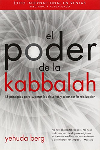 9781571897701: El poder de la Kabbalah