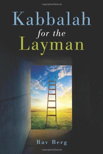 9781571897800: Kabbalah for the Layman