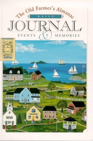 The Old Farmer's Almanac Daily Journal