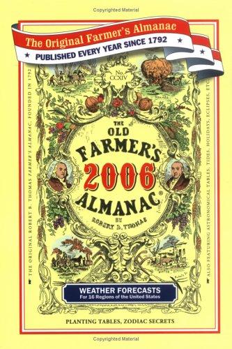 9781571983688: The Old Farmer's Almanac 2006