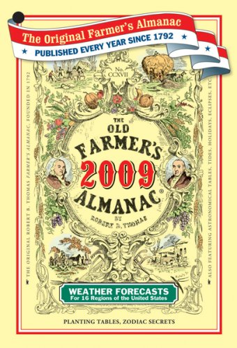 9781571984531: The Old Farmer's Almanac 2009