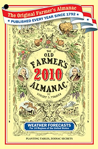The Old Farmer's Almanac 2010: Old Farmer's Almanac