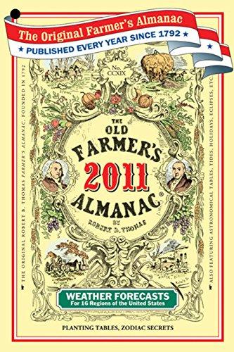 9781571985163: The Old Farmer's Almanac 2011