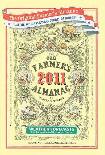 9781571985170: The Old Farmer's Almanac 2011