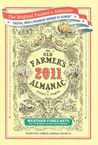 9781571985170: The Old Farmer's Almanac 2011