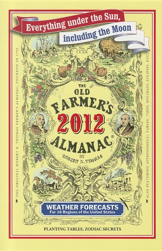 The Old Farmer's Almanac 2012: Old Farmer's Almanac