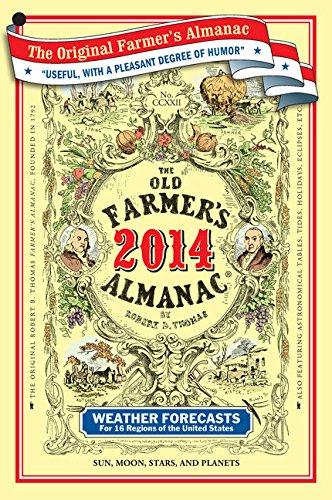 9781571986344: The Old Farmer's Almanac 2014