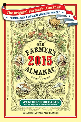 The Old Farmer's Almanac 2015