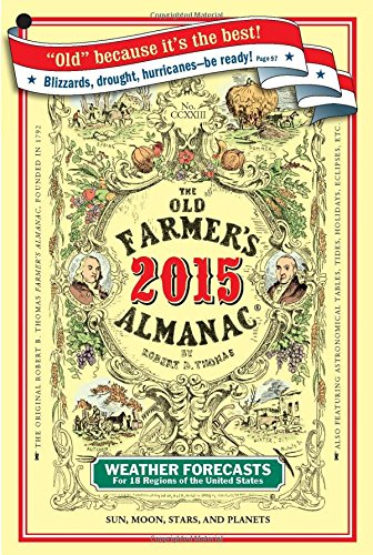 9781571986399: Old Farmer's Almanac 2015