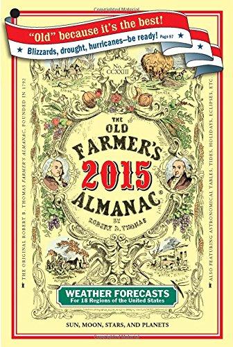 9781571986399: The Old Farmer's Almanac 2015