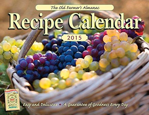 9781571986429: The Old Farmer's Almanac 2015 Recipe Calendar