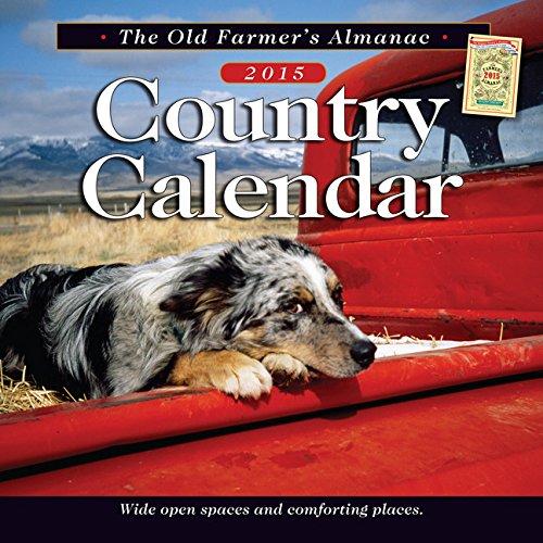 9781571986436: The Old Farmer's Almanac 2015 Country Calendar