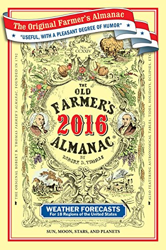 The Old Farmer's Almanac 2016 Trade Edition: Old Farmerâ  s Almanac