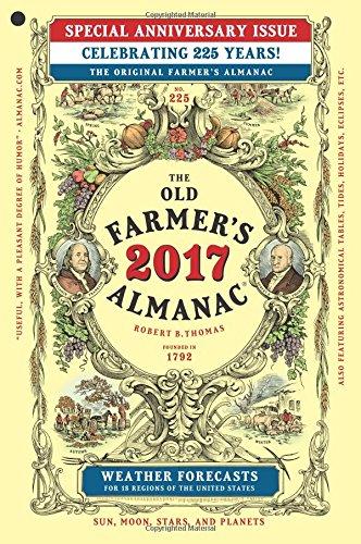 9781571987020: The Old Farmer's Almanac 2017: Special Anniversary Edition (Old Farmer's Almanac (Paperback))