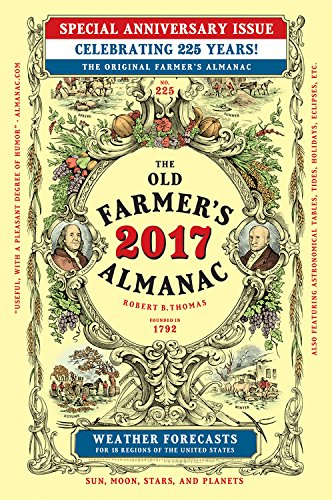 9781571987044: The Old Farmer's Almanac 2017, Trade Edition: Special Anniversary Edition