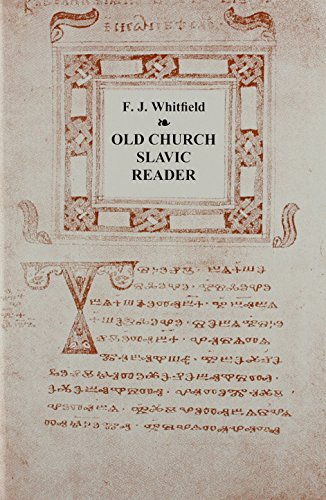 9781572010659: Old Church Slavic Reader