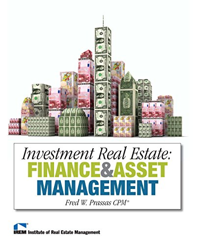 9781572031739: Investment Real Estate: Finance and Asset Management