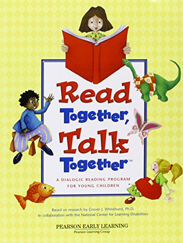 9781572128279: Read Together, Talk Together: A Dialogic Reading Program for Young Children
